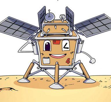 """解析探月工程""""绕、落、回""""(2)"""
