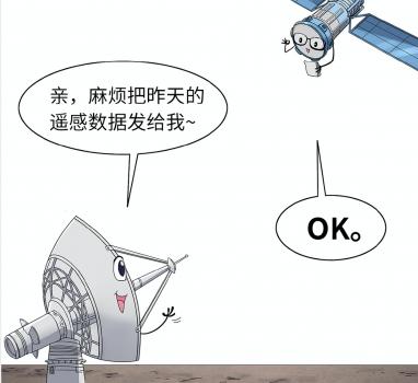 2021年的第一条航天科普漫画~什么是遥感卫星