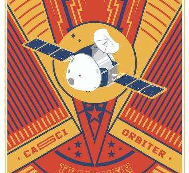 天问一号火星探测器完成第二次轨道中途修正,状态良好!