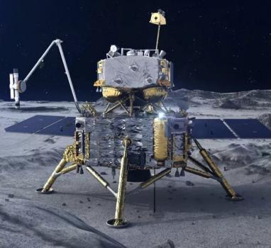 15天,嫦娥五号带给我们的感动瞬间!