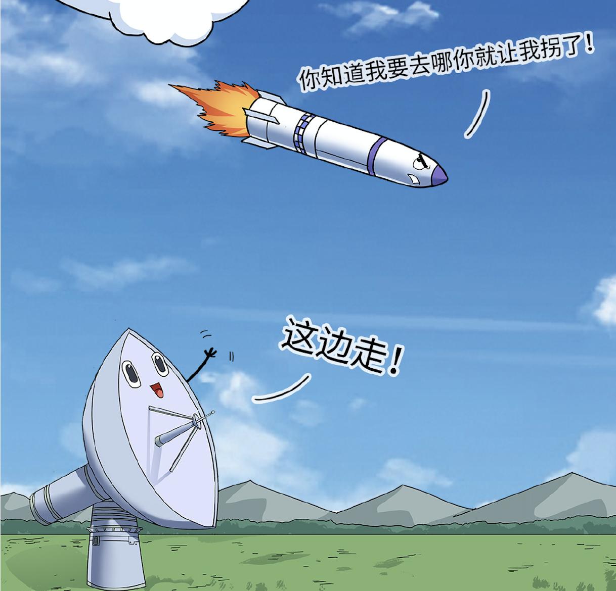 想知道火箭为什么能指哪打哪吗? 